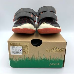 PLAE Ty Voltage Grey Toddler Shoes